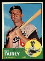 Ron Fairly [NM]