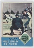 World Series Game #6 (Billy Pierce) [GoodtoVG‑EX]