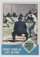 World Series Game #6 (Billy Pierce)
