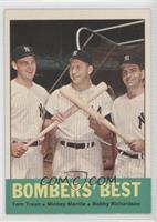 Bombers' Best (Tom Tresh, Mickey Mantle, Bobby Richardson)