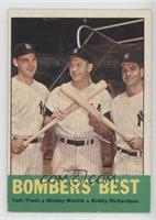 Bombers' Best (Tom Tresh, Mickey Mantle, Bobby Richardson) [PoortoF…