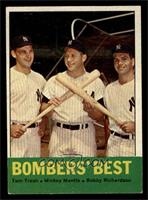 Bombers' Best (Tom Tresh, Mickey Mantle, Bobby Richardson) [EX]