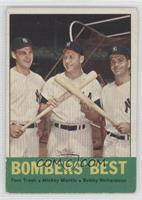 Bombers' Best (Tom Tresh, Mickey Mantle, Bobby Richardson) [Good to V…