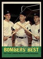 Bombers' Best (Tom Tresh, Mickey Mantle, Bobby Richardson) [EXMT]