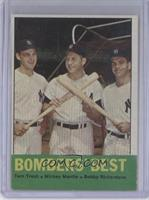 Bombers' Best (Tom Tresh, Mickey Mantle, Bobby Richardson) [Altered]