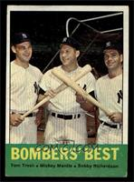 Bombers' Best (Tom Tresh, Mickey Mantle, Bobby Richardson) [VG EX]