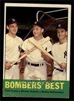 Bombers' Best (Tom Tresh, Mickey Mantle, Bobby Richardson) [VG]