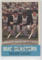 Buc Blasters (Smoky Burgess, Dick Stuart, Roberto Clemente, Bob Skinner) [Good&…