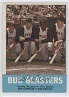 Buc Blasters (Smoky Burgess, Dick Stuart, Roberto Clemente, Bob Skinner)