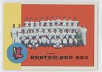 Boston Red Sox Team