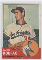 Sandy Koufax [Poor]