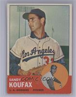 Sandy Koufax [Excellent]