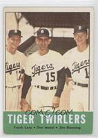 Tiger Twirlers (Frank Lary, Don Mossi, Jim Bunning) [GoodtoVG&#8209…