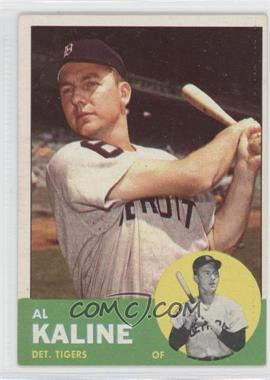 1963 Topps #25 - Al Kaline