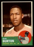 Ellis Burton [NM]