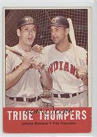 Johnny Romano, Tito Francona [Good to VG‑EX]
