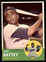 Earl Battey [NM]