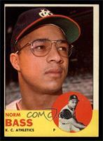 Norm Bass [EX]