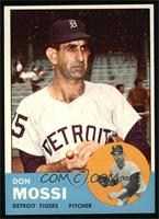 Don Mossi [EX MT]
