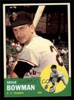 Ernie Bowman [NMMT]