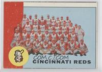 Cincinnati Reds Team