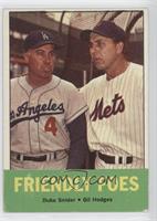Friendly Foes (Duke Snider, Gil Hodges)