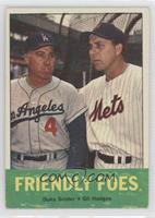 Friendly Foes (Duke Snider, Gil Hodges)