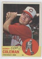 Gordy Coleman