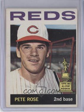 1964 Topps - [Base] #125 - Pete Rose [Good to VG‑EX]