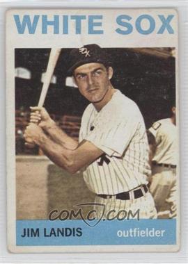 1964 Topps - [Base] #264 - Jim Landis [GoodtoVG‑EX]