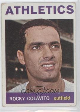 1964 Topps - [Base] #320 - Rocky Colavito