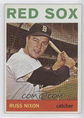 1964 Topps - [Base] #329 - Russ Nixon