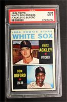 Fritz Ackley, Don Buford [PSA 7]