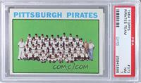 Pittsburgh Pirates Team [PSA 7]