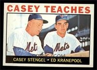 Casey Teaches (Casey Stengel, Ed Kranepool) [NM MT]