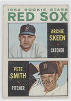 Rookie Stars (Archie Skeen, Pete Smith) [Good to VG‑EX]