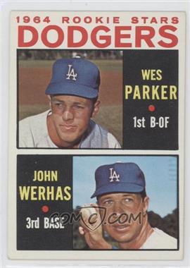 1964 Topps - [Base] #456 - Wes Parker