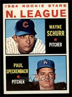 Wayne Schurr, Paul Speckenbach [NM]