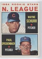 Wayne Schurr, Paul Speckenbach