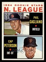 Phil Gagliano, Cap Peterson [NM MT]