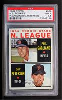Phil Gagliano, Cap Peterson [PSA 7.5]