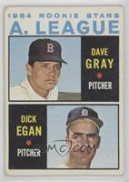 Dave Gray, Dick Egan [Good to VG‑EX]