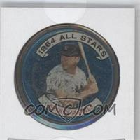 Mickey Mantle (3/4 view) [Poor]