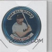 Mickey Mantle (3/4 view) [Good to VG‑EX]