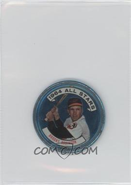 1964 Topps Coins #125 - Brooks Robinson
