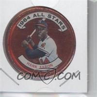 1964 Topps Coins #149 - Hank Aaron