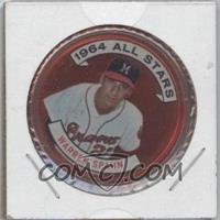 1964 Topps Coins #160 - Warren Spahn