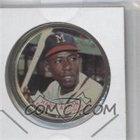 1964 Topps Coins #83 - Hank Aaron