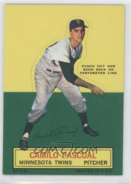 1964 Topps Stand-Ups #CAPA - Camilo Pascual