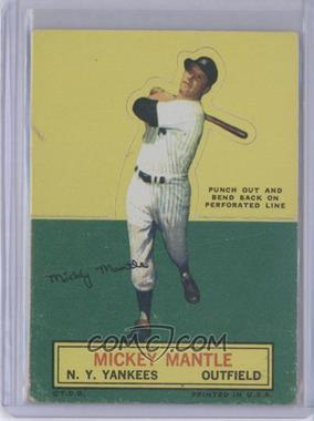 1964 Topps Stand-Ups #MIMA - Mickey Mantle